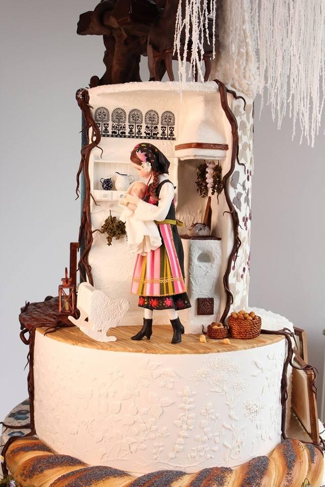 Jowita Woszczyńska z Bydgoszczy najpiękniej na świecie zdobi torty