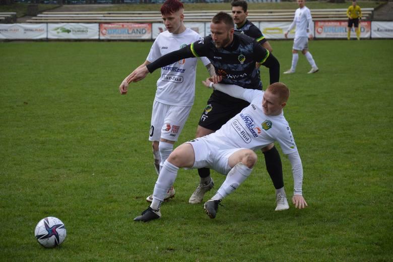 Piłkarze Lechii Zielona Góra przegrali z Pniówkiem Pawłowice 0:2.