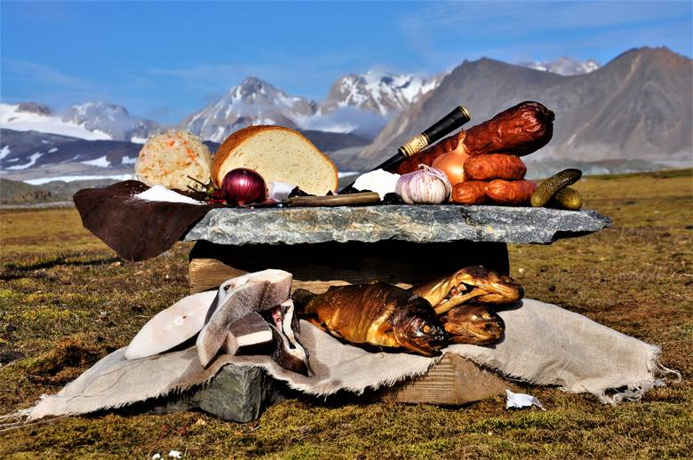 Obwarzanki w sercu Arktyki. O krakowskim kucharzu w stacji polarnej