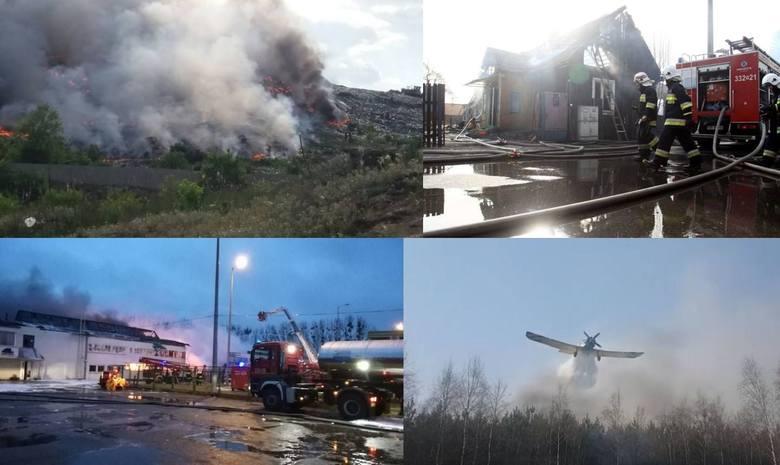 W poniedziałek, 4 maja obchodzimy Międzynarodowy Dzień Strażaka. Z tej okazji przypominamy największe pożary w regionie radomskim w ciągu ostatnich kilku