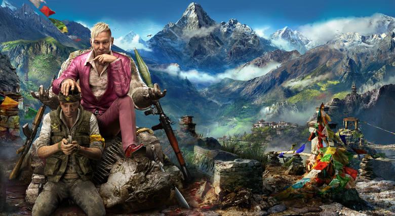 Far Cry 4Far Cry 4: Początek gry i gameplay (wideo)
