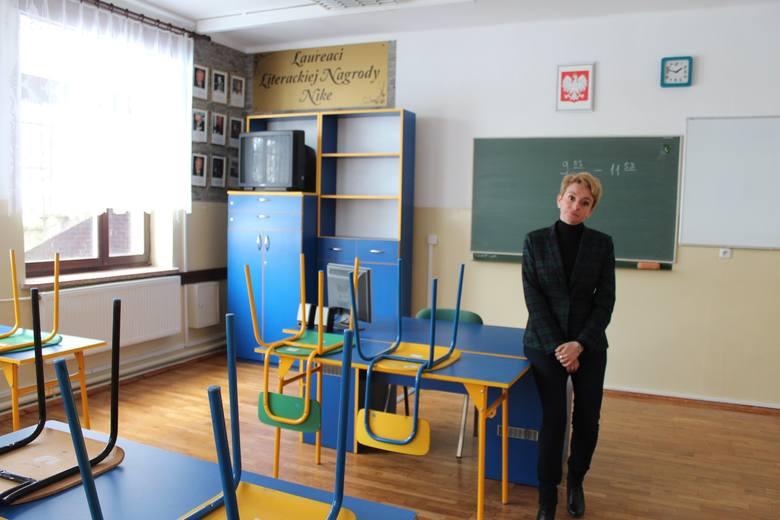 Monika Tofil, dyr. Niepublicznego Młodzieżowego Ośrodka Wychowawczego w Rejowcu