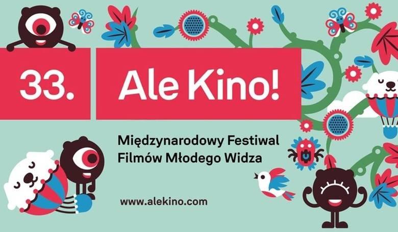 """33. Międzynarodowy Festiwal Filmów Młodego Widza """"Ale Kino!"""" startuje już 29 listopada w Poznaniu"""