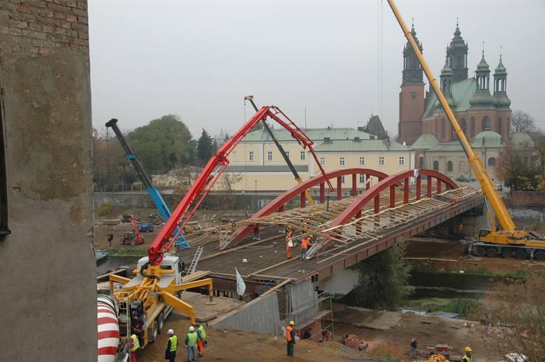 Poznań w 2007 roku. Jak wyglądało miasto 10 lat temu?
