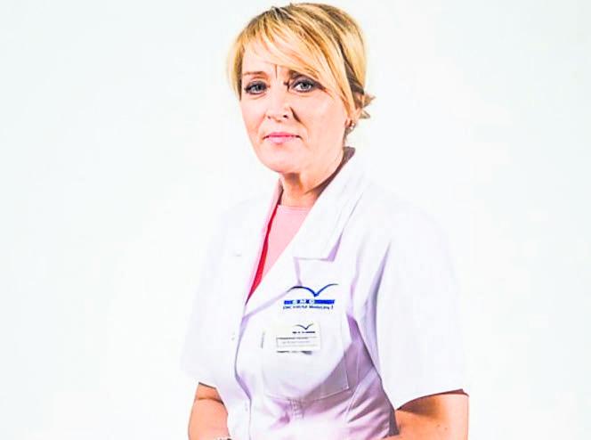 Renata Gradowska - jej zawód, to także pasja niesienia pomocy