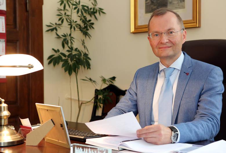 Prof. Bogusław Machaliński został wybrany rektorem PUM