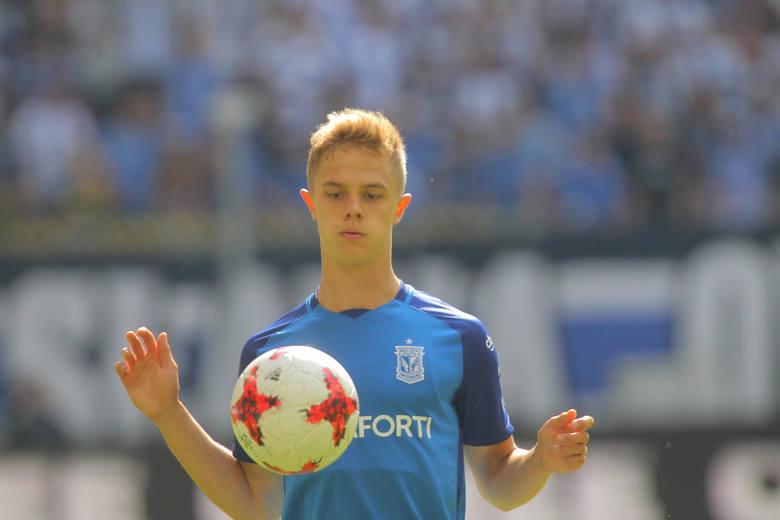 Lech Poznań: Robert Gumny wypadł bardzo dobrze, choć wątpliwości nie brakowało