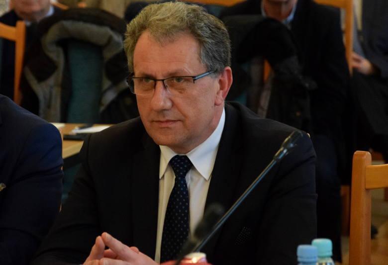 Starosta jarosławski, Tadeusz Chrzan