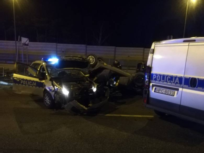 W poniedziałek 24 lutego, krótko przed godziną 19, w okolicy miejscowości Turzno (pow. toruński) na autostradzie policjanci zauważyli fiata tipo, który