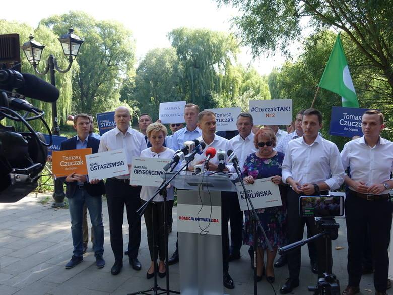 Koalicja Obywatelska z Koszalina nastawiona na wygraną [WIDEO]