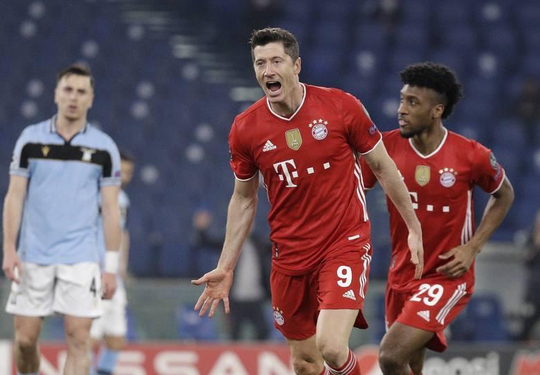 Bayern w Rzymie ograł Lazio 4:1