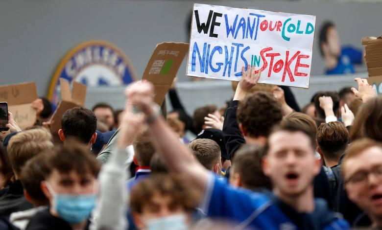 Protest angielskich kibiców sprawił, że kluby zrezygnowały z Superligi?