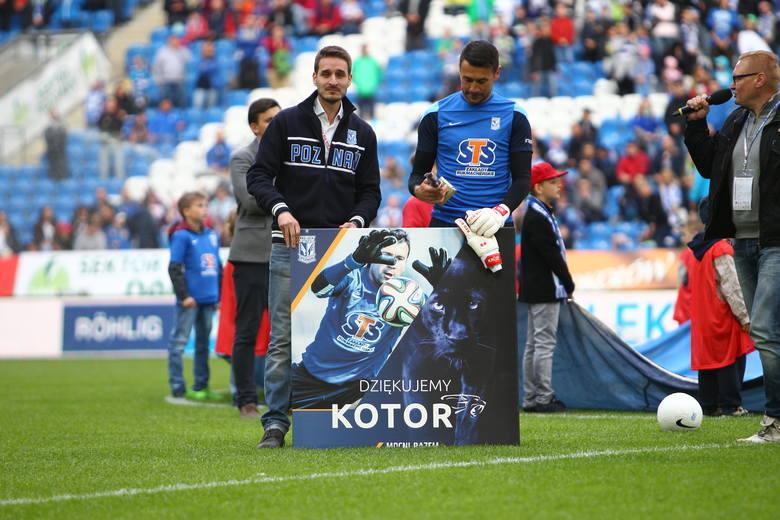 Kotorowski zagrał po raz ostatni. Dziękujemy!