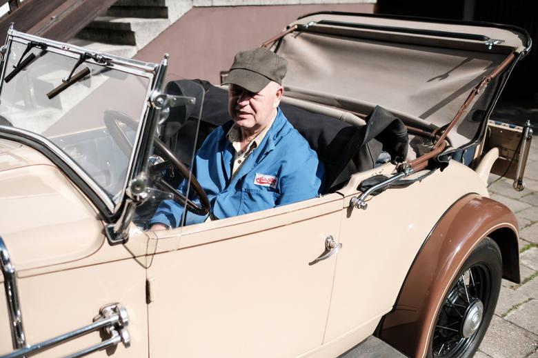 Wyprodukowany w 1929 roku Fiat 514 to  najprawdopodobniej najstarszy i w pełni sprawny samochód w Poznaniu