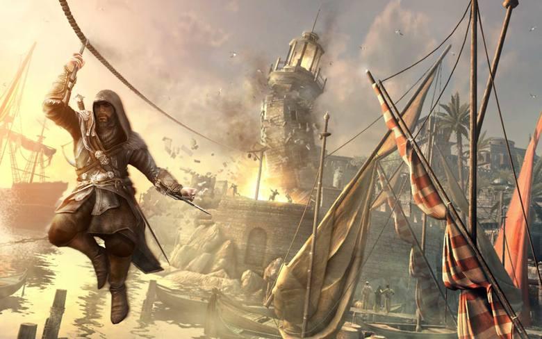 Trzecia gra z cyklu, w której bohaterem jest Ezio Auditore. Przy okazji zamknięcie całej trylogii o tej postaci, która tym razem trafia do trafia do