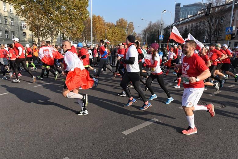 Bieg Niepodległości to największe coroczne święto biegaczy w Poznaniu