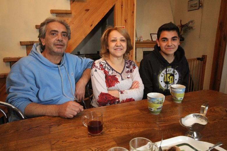 Pierwsi uchodźcy w Świętokrzyskiem