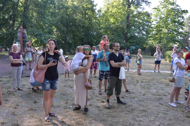 Piknik Rodzinny 2019 w Parku Nadodrzańskim. Uczestnicy dopisali, nie zabrakło też atrakcji