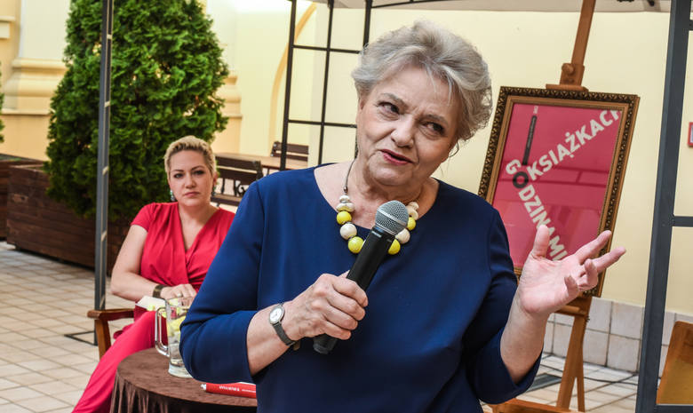 Anna Seniuk przekonała się, że funkcjonuje jej wizerunek matki Polki/