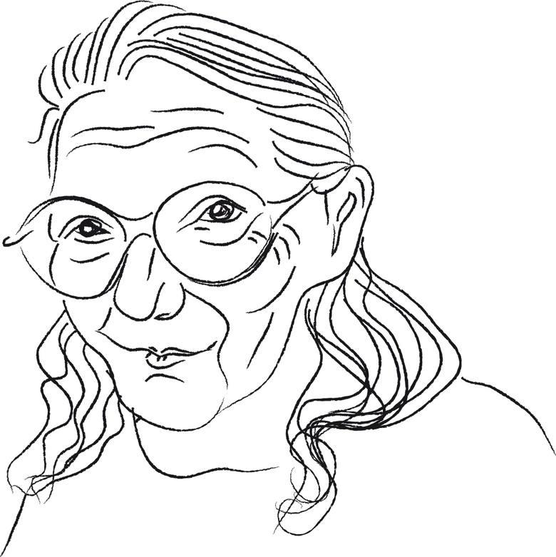 Maria Kalinowska, znana kinomanka