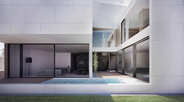 Mieszkają w Łodzi, a projektują domy w Arabii Saudyjskiej