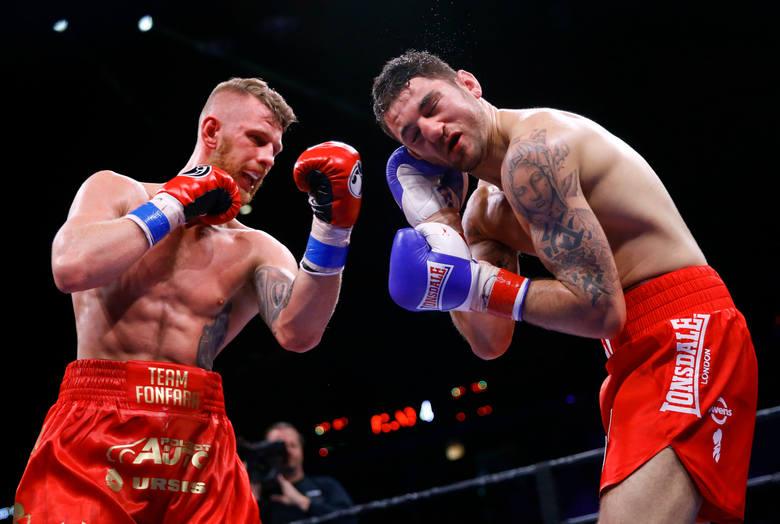 Andrzej Fonfara (z lewej) nie traci wiary w drugą szansę zdobycia pasa mistrza świata w wadze półciężkiej