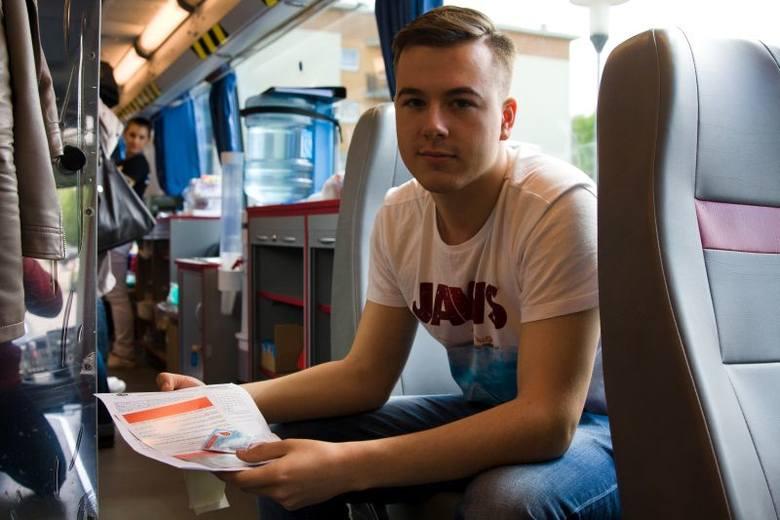 Trwa wiosenna edycja studenckiej akcji pozyskiwania honorowych dawców krwi - Wampiriada. Przez pierwsze trzy dni krew oddało już ponad 250 osób. W poniedziałek