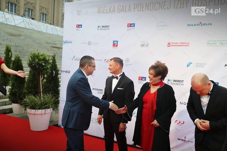 Wielka Gala Północnej Izby Gospodarczej w Szczecinie 2019. Część II