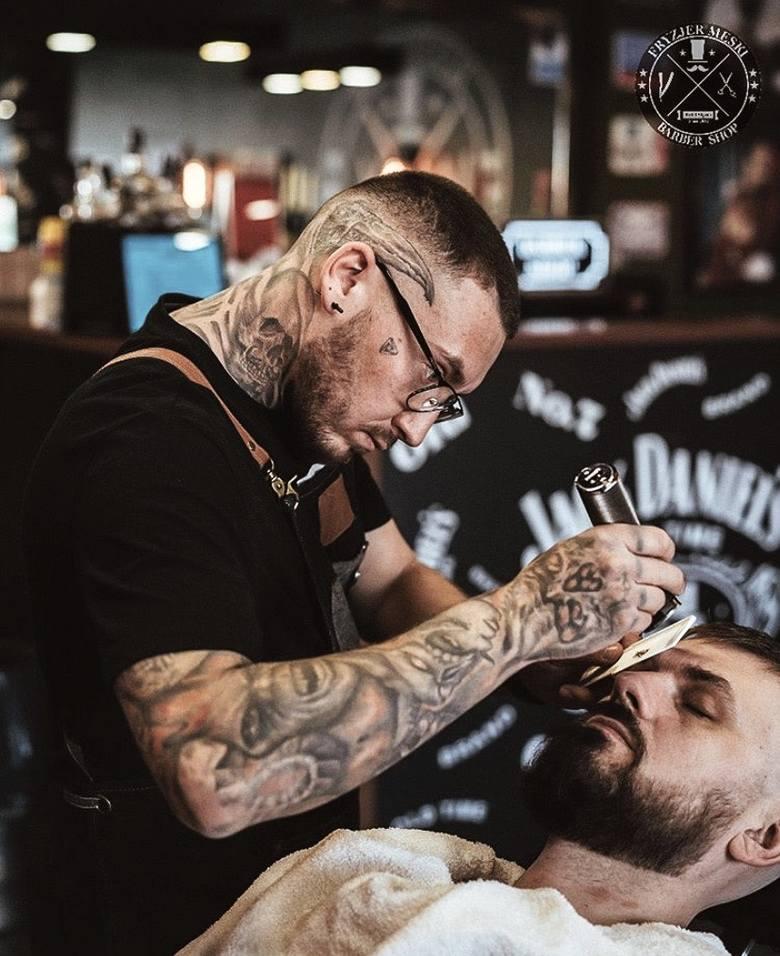 BARBER SHOP – czyli męski fryzjer w nowej odsłonie