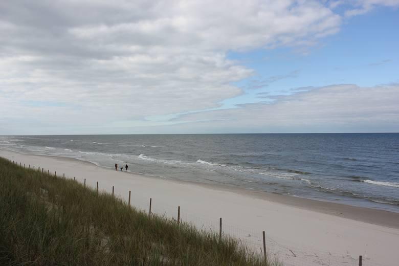 To już nie Zatoka Gdańska tylko pełne morze. Niemal ze wszystkich stron otoczona lasem Białogóra znajduje się ok 10 kilometrów na zachód od Dębek. Do