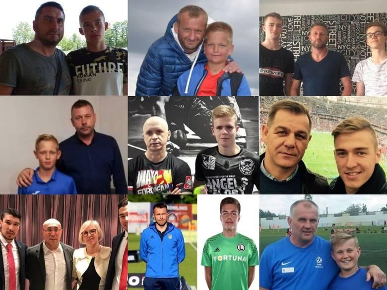 Znanym sportowcom z Kielecczyzny, głównie piłkarzom, rosną już  następcy. Synowie idą w ich ślady, dobrze radzą sobie w klubach, niektórzy występują