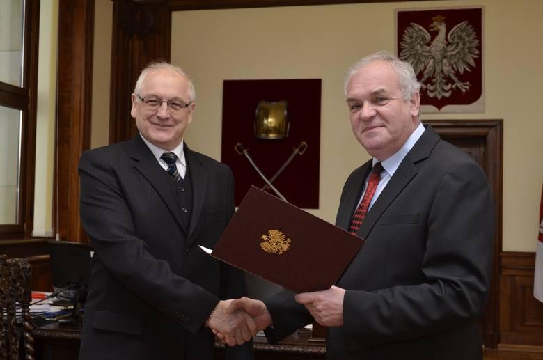 Marek Olszewski będzie pełnił funkcję burmistrza Trzebiatowa
