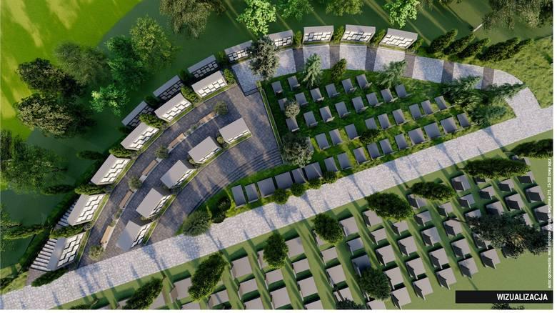 Kolumbarium na Cmentarzu Gołąbkowickim miałaby wybudować i dzierżawić prywatna firma