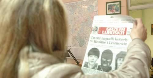 Głogowianka zapewnia, że widziała gwałciciela z portretu pamięciowego