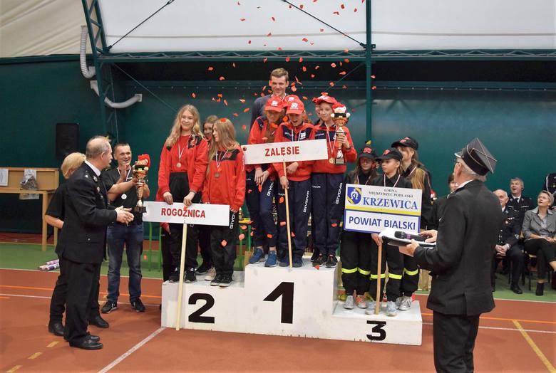 W Woli Wapowskiej odbyły się III Halowe Zawody Sportowo-Pożarnicze Młodzieżowych Drużyn Pożarniczych. Wzięli w nich udział reprezentanci czterech województw: