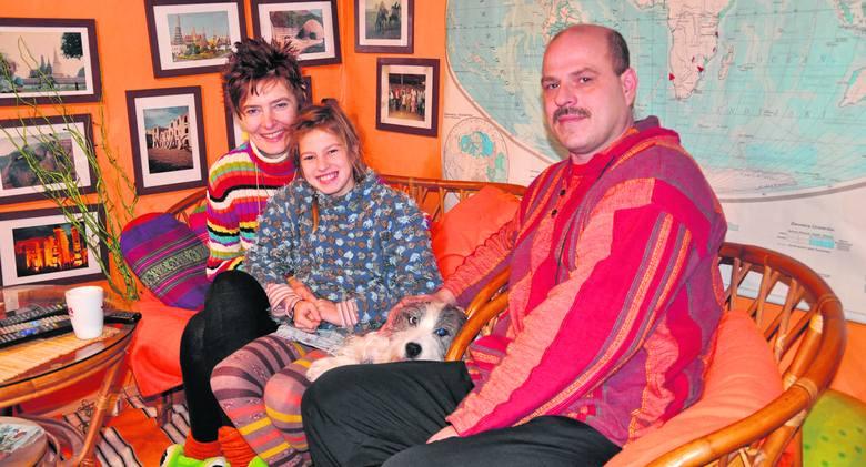 Dla Anny i Krzysztofa Przybyłów podróże stały się sposobem na życie