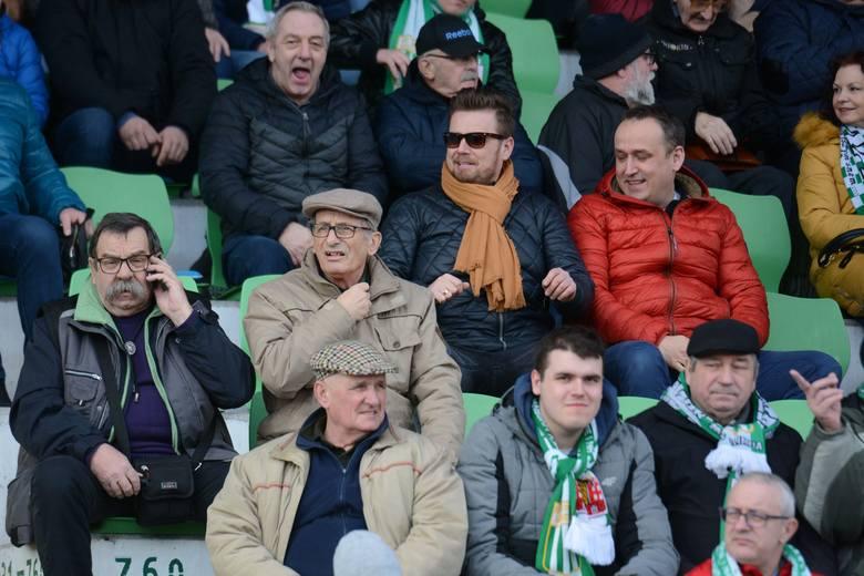 Na inaugurację rundy wiosennej Olimpia Grudziądz przegrała na własnym boisku ze Stalą Mielec aż 0:5. Biało-zieloni kompletnie nie potrafili przeciwstawić