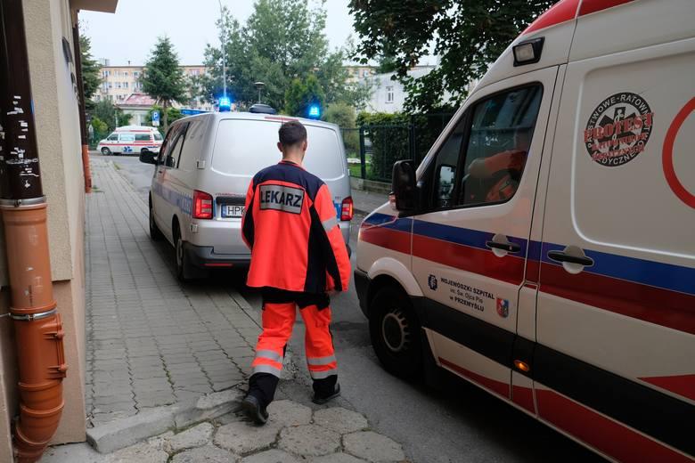 W piątek po godz. 7, dyżurny przemyskiej komendy policji otrzymał zgłoszenie, że w mieszkaniu przy ul. Głowackiego w Przemyślu, leży kobieta i najprawdopodobniej