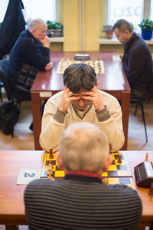 W niedzielę (18.02) rozpoczęła się  VI edycja Grand Prix miasta Słupska w szachach szybkich P-15. Rozgrywki odbywać się będą tradycyjnie w świetlicy
