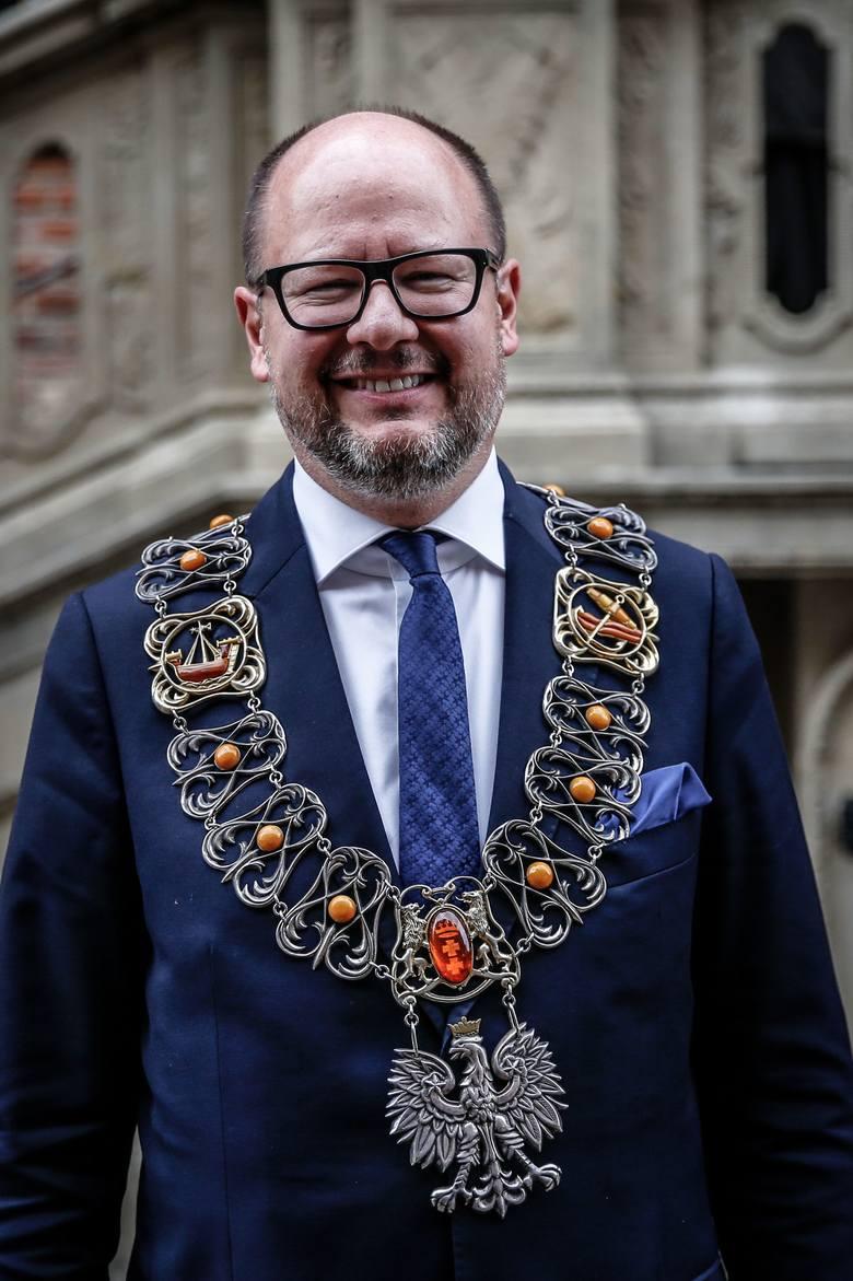 Paweł Adamowicz (1965 - 2019)<br />