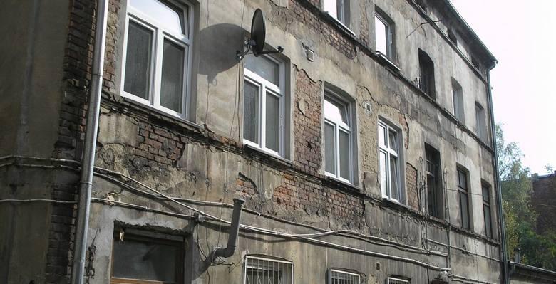 W budynkach do rozbiórki, bez wygód, stawka wzrośnie o ok. 10 groszy.