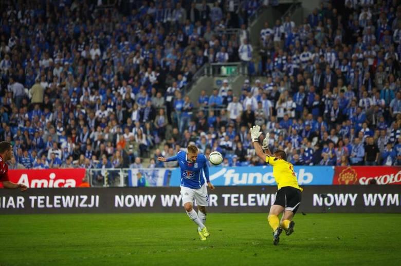 Lech Poznań - Wisła Kraków. Wynik 3:0