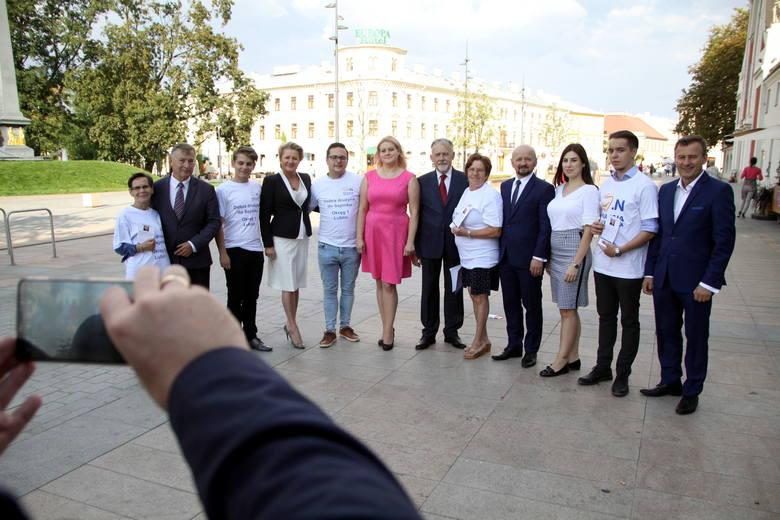 Wybory 2018. Koalicja Obywatelska chce zdobyć dziewięć mandatów w sejmiku (ZDJĘCIA)