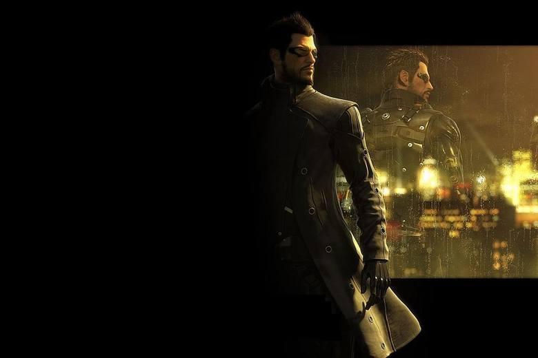 Deus Ex: Bunt LudzkościAdam Jensen, bohater gry Deus Ex: Bunt Ludzkości