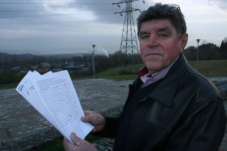 Smród z otaczarni nie daje nam żyć -  poskarżyło się 89 mieszkańców Sącza, Chełmca, Rdziostowa.