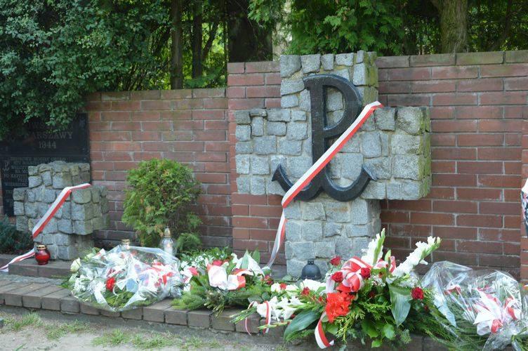Skierniewice pamiętały. Uczczono rocznicę wybuchu Powstania Warszawskiego [ZDJĘCIA]