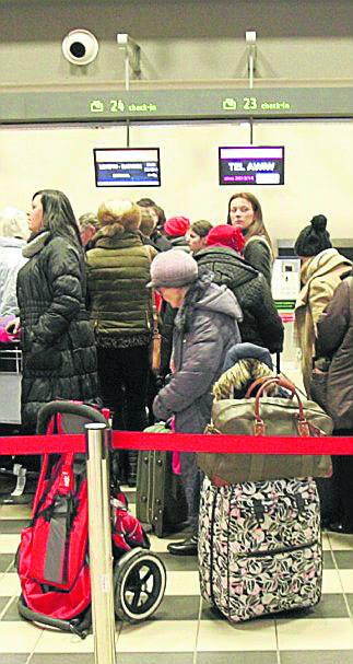 Lotnisko zyskuje klientów, gdy można do niego... dojechać