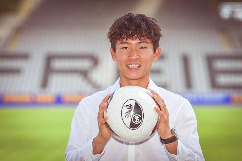 Wooyeong Jeong nie dostałby szansy w Bayernie