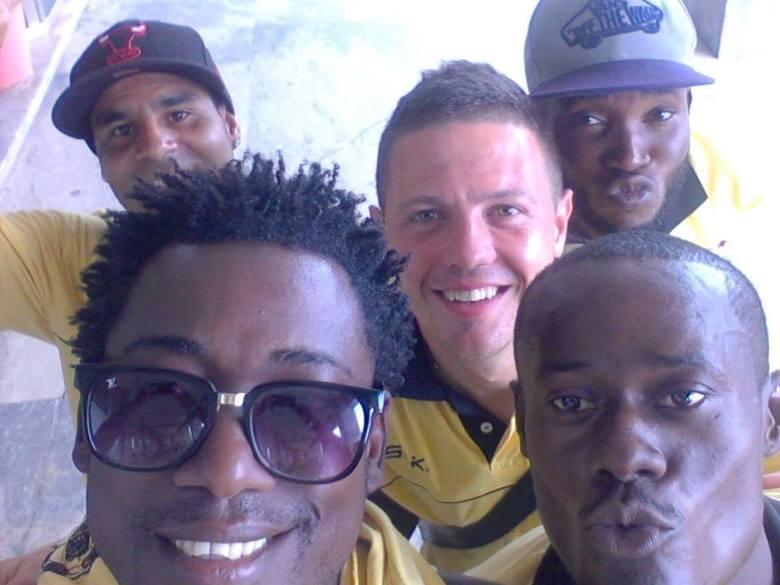 Jacek Magdziński szybko stał się jednym z liderów zespołu z Lobito. Teraz będzie podbijał serca fanów w stolicy Angoli, Luandzie