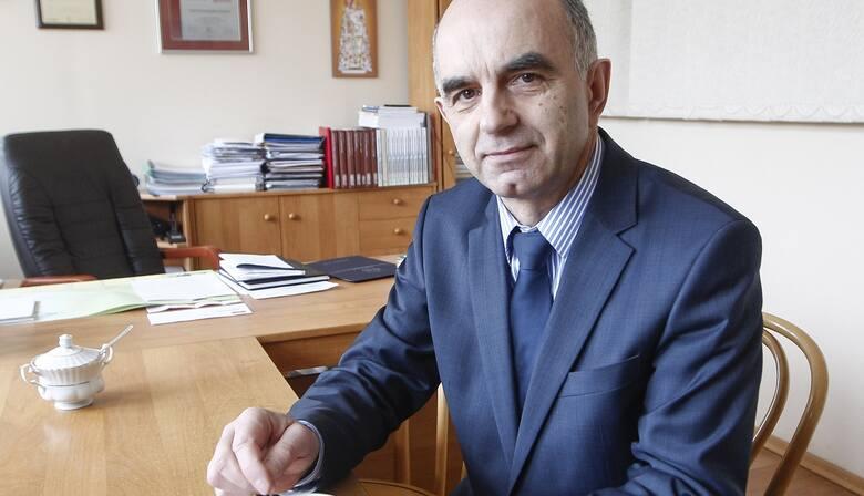 Dr Krzysztof Kaszuba